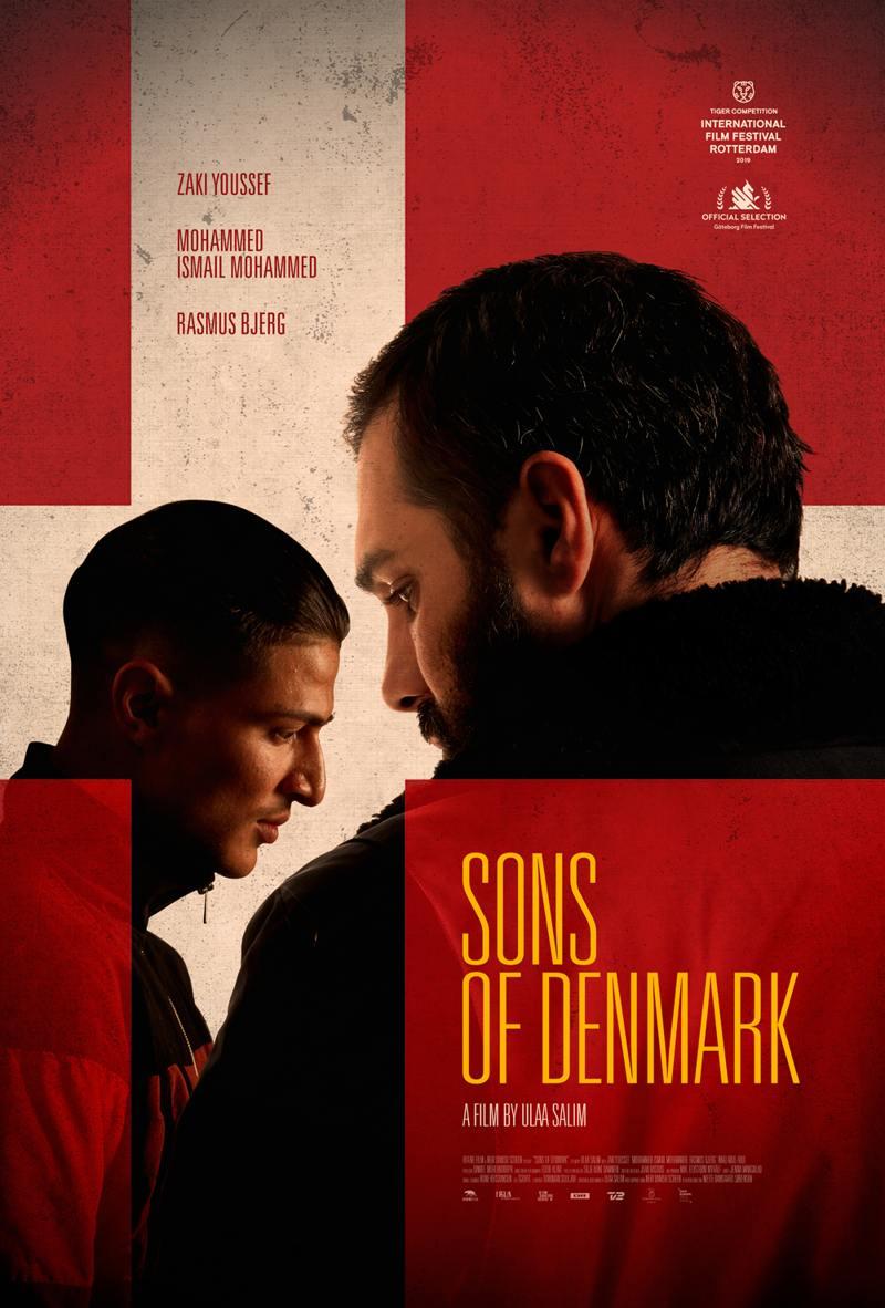 Sons of Denmark - Locandina