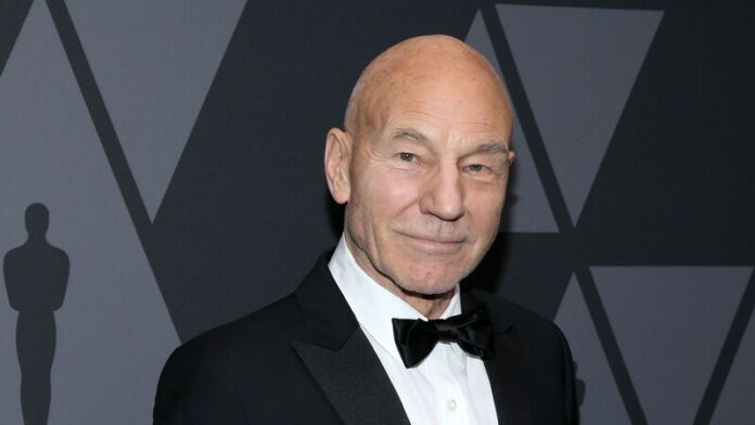 Star Trek - Sir Patrick Stewart