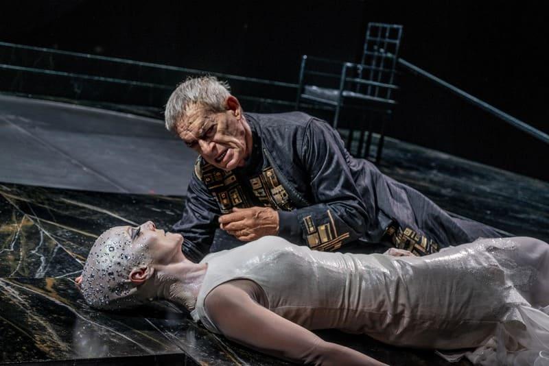 Teatro Eliseo La Tempesta - Eros Pagni e Gaia Aprea