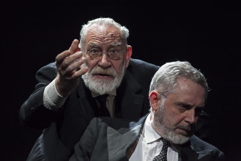 Teatro Eliseo Le braci