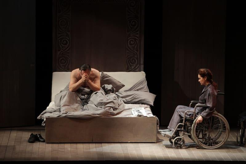 Teatro Eliseo Vetri Rotti - Elena S. Ricci e Maurizio Donadoni