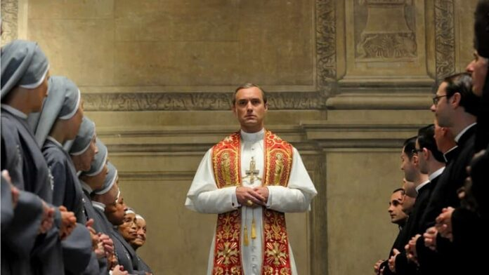 The New Pope - Jude Law
