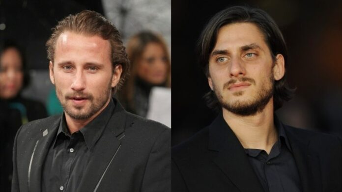 The Old Guard - Matthias Schoenaerts e Luca Marinelli