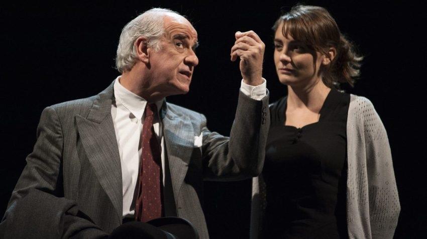 Toni Servillo e Petra Valentini in Elvira