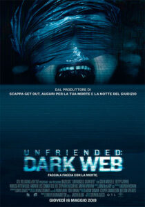 Unfriended: Dark Web - locandina