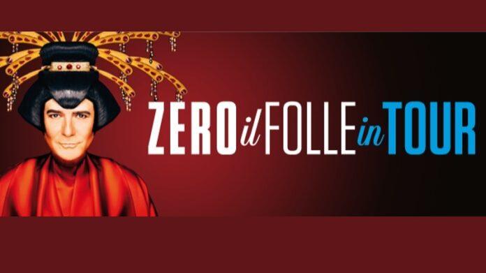 Zero il folle in tour - banner 16-9