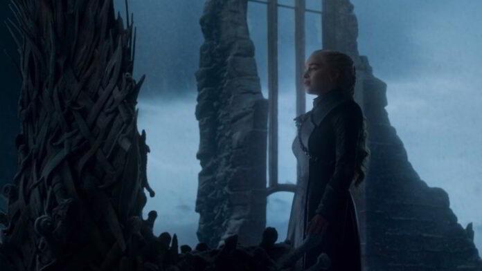 Il Trono di Spade 8x06 - Daenerys (Emilia Clarke)