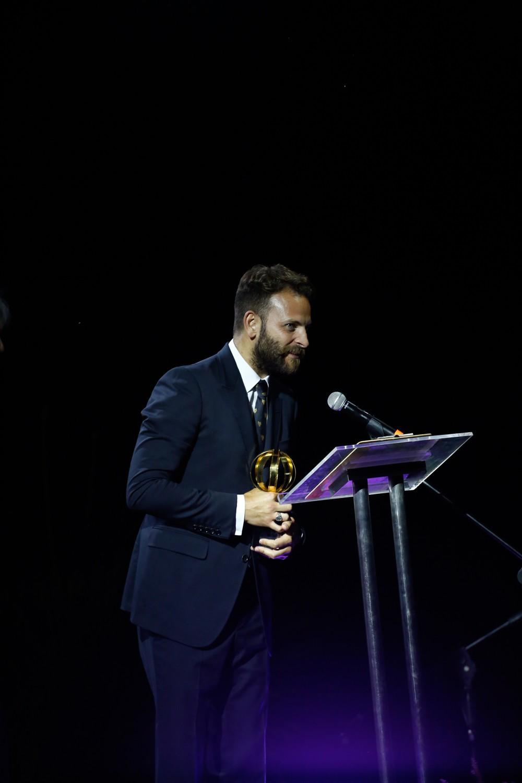 Alessandro Borghi premiato come Miglior Attore