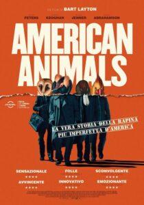 American Animals - locandina