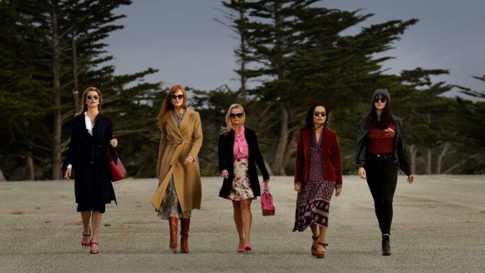 Big Little Lies 2 - Le Monterey Five