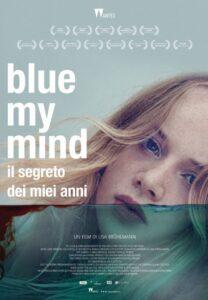 Blue My Mind - Il segreto dei miei anni - locandina