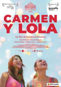Carmen y Lola - locandina