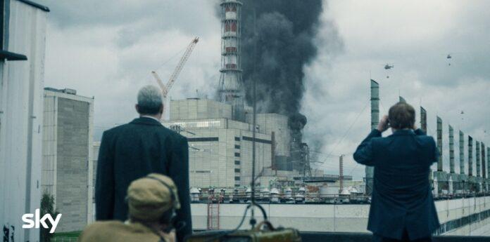 Chernobyl - Sky-HBO