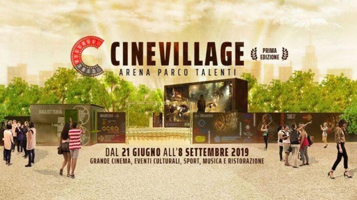 CineVillage Talenti 2019