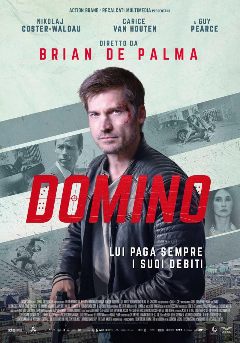 Domino - Poster