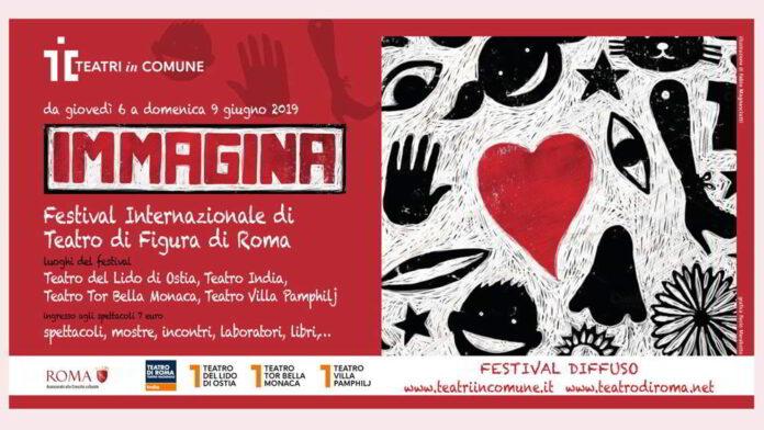 Festival Internazionale di Teatro di Figura - Locandina
