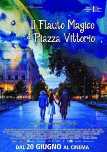 Il flauto magico di Piazza Vittorio - locandina