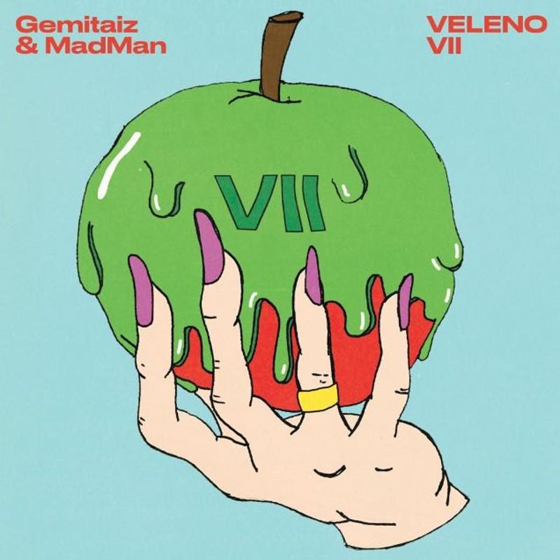 Gemitaiz e Madman - cover Veleno