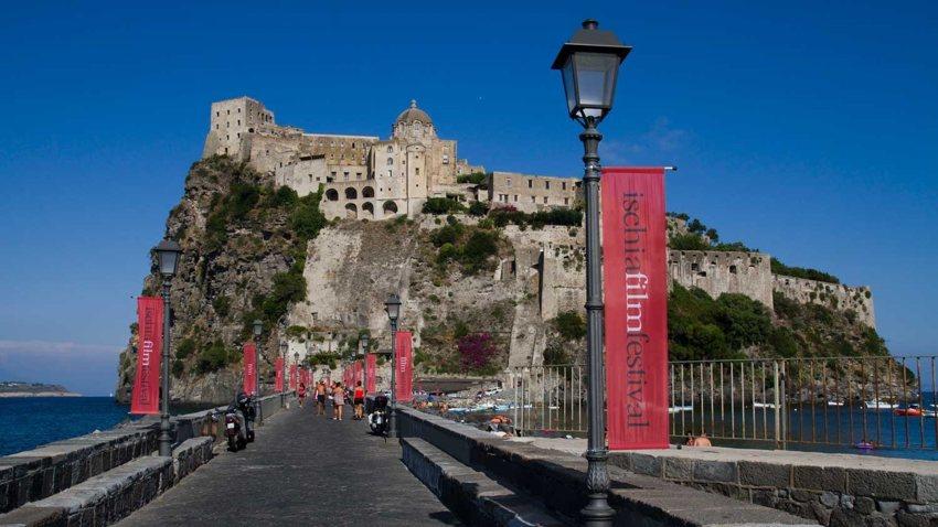 Ischia Film Festival 2019 - Castello aragonese