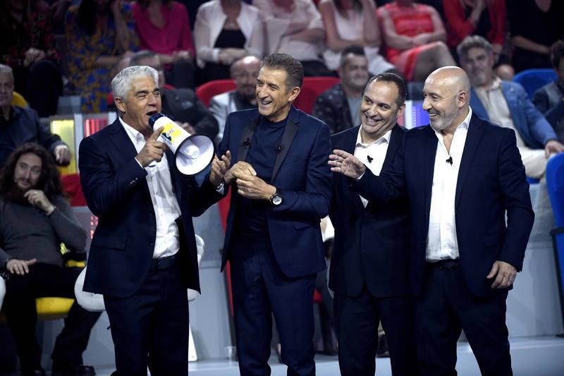 Mediaset - La sai l'ultima - seconda puntata