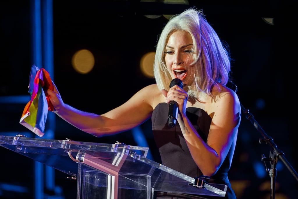 Lady Gaga Pride