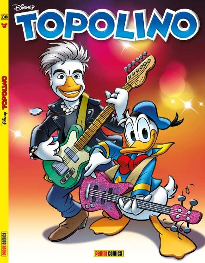Ligabue - Topolino cover
