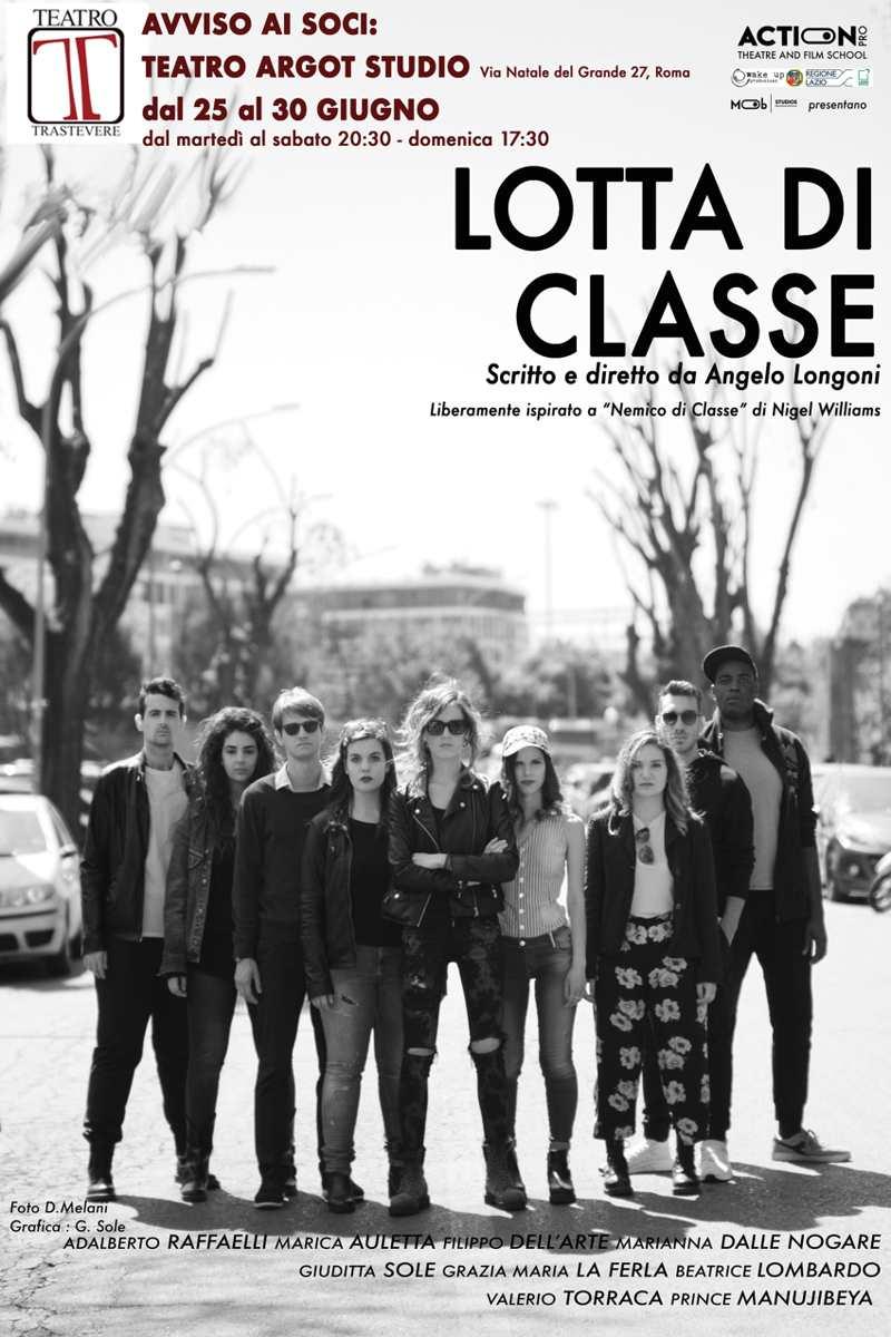 Lotta di classe - Locandina