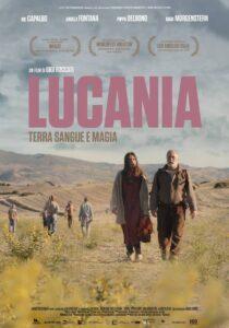 Lucania - Terra sangue e magia - locandina
