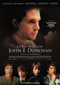 La mia vita con John F. Donovan - locandina