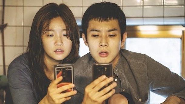 Parasite - Choi Woo-Sik Park So-dam
