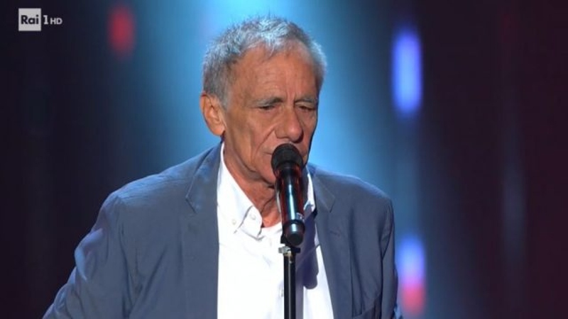 Roberto Vecchioni - Seat Music Awards