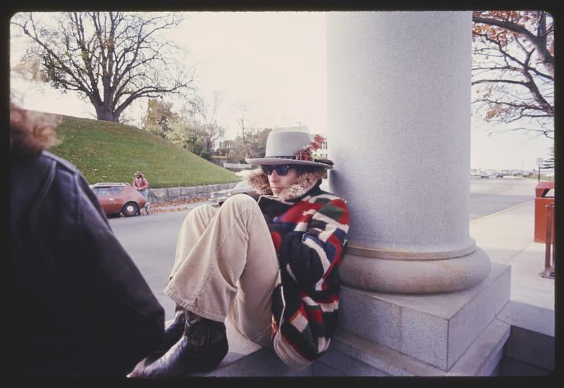 Rolling Thunder Revue - Bob Dylan