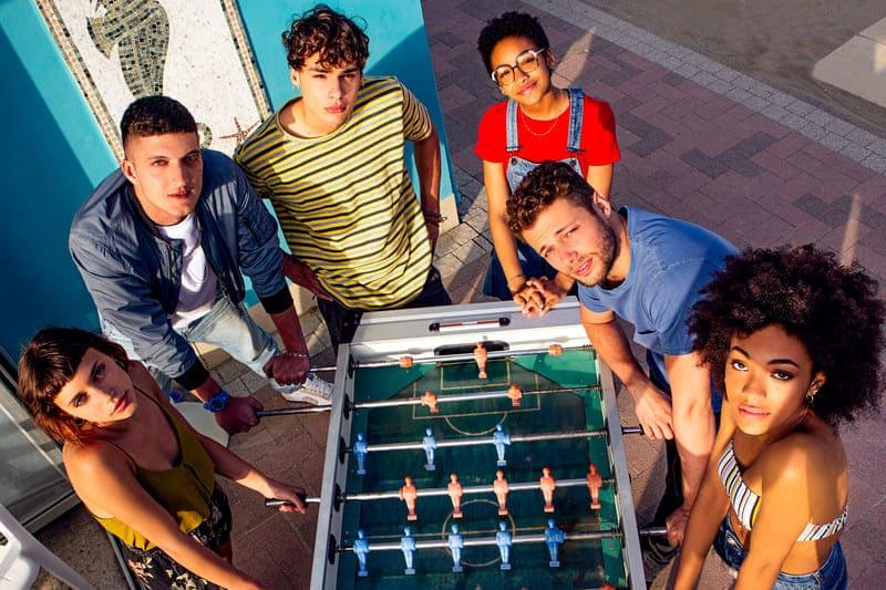 Summertime - cast