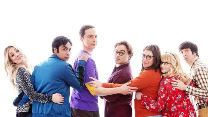 The Big Bang Theory - cast