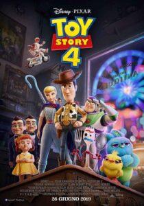 Toy Story 4 - locandina