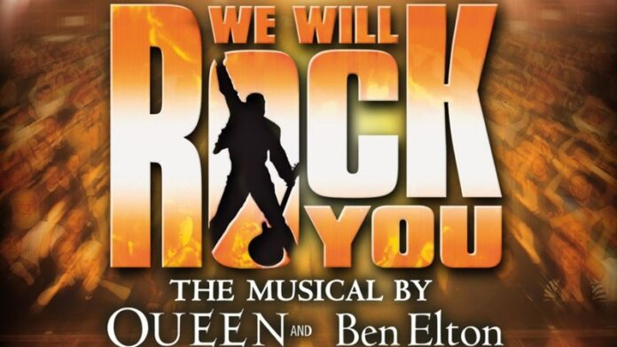 We Will Rock You - Logo