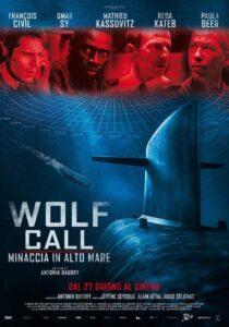 Wolf Call - Minaccia in alto mare - locandina
