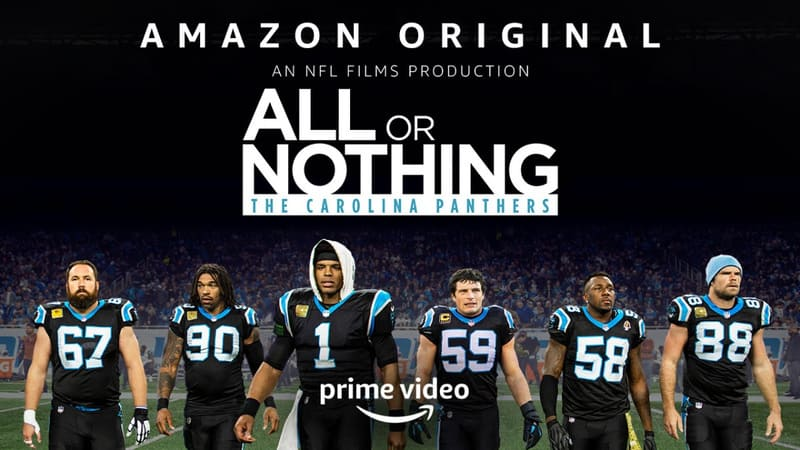 All or Nothing - Amazon Prime Video