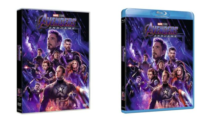 Avengers: Endgame, arriva già in home video il film dei record!