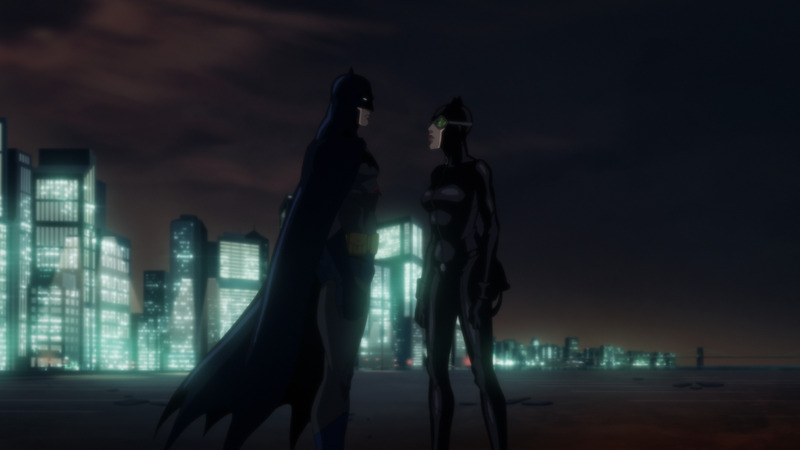 Batman Hush - Batman e Catwoman