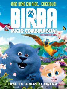 Birba - Micio Combinaguai - locandina