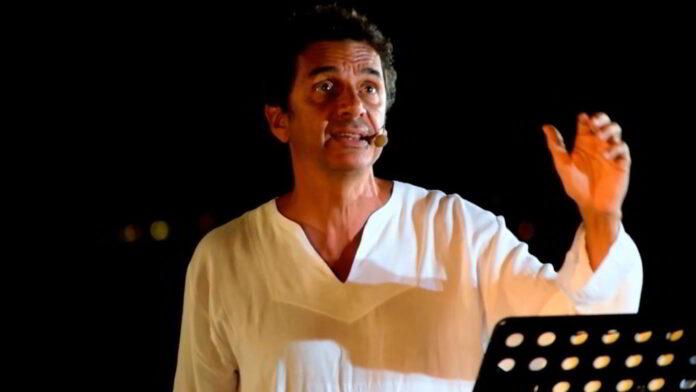 Blas Roca Rey-ILIADE di Baricco
