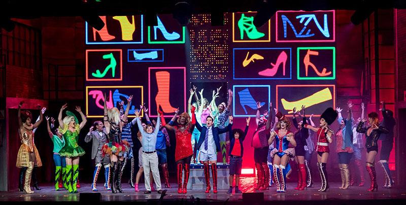Kinky boots, musical diretto da Claudio Insegno