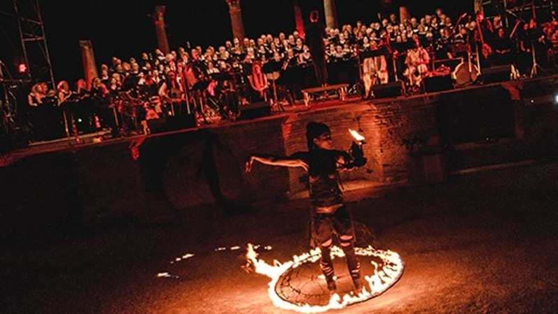 Carmina Burana - Roma Summer Fest