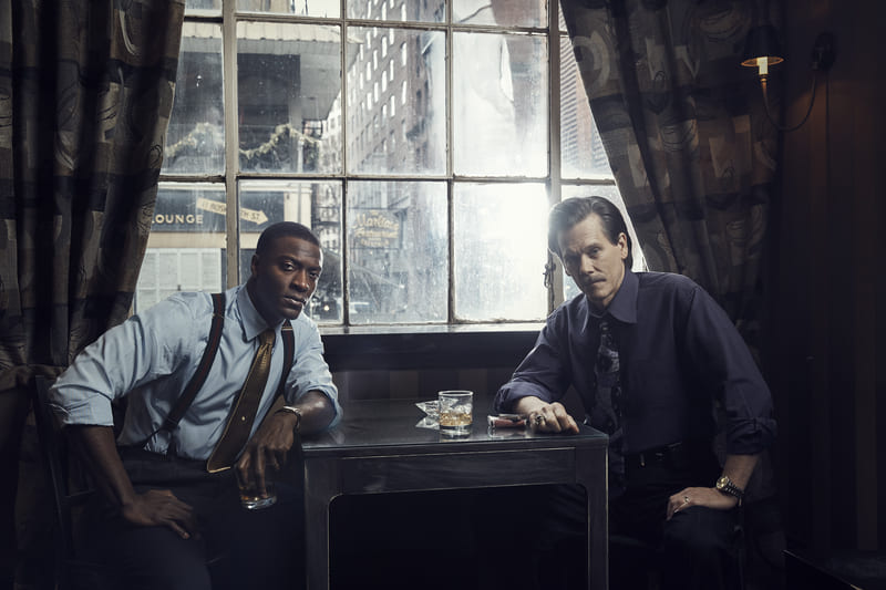 City on a Hill - Aldis Hodge e Kevin Bacon