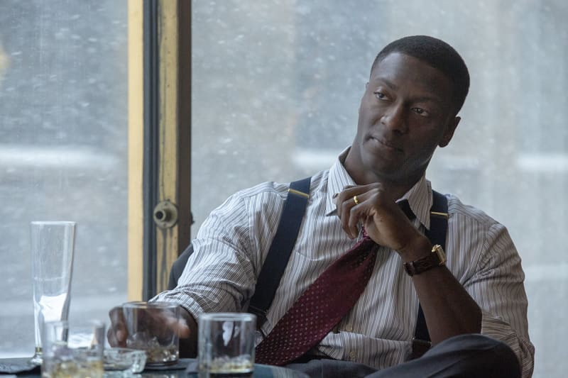 City on a Hill - Aldis Hodge