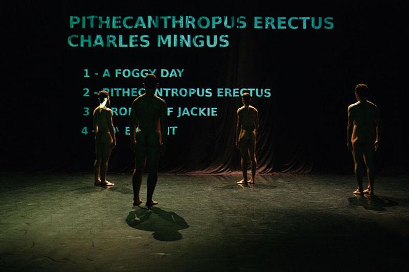 Erectus di Abbondanza/Bertoni, secondo capitolo del progetto Poiesis