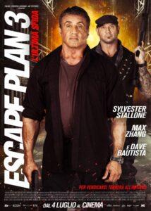Escape Plan 3 - L'ultima sfida - locandina