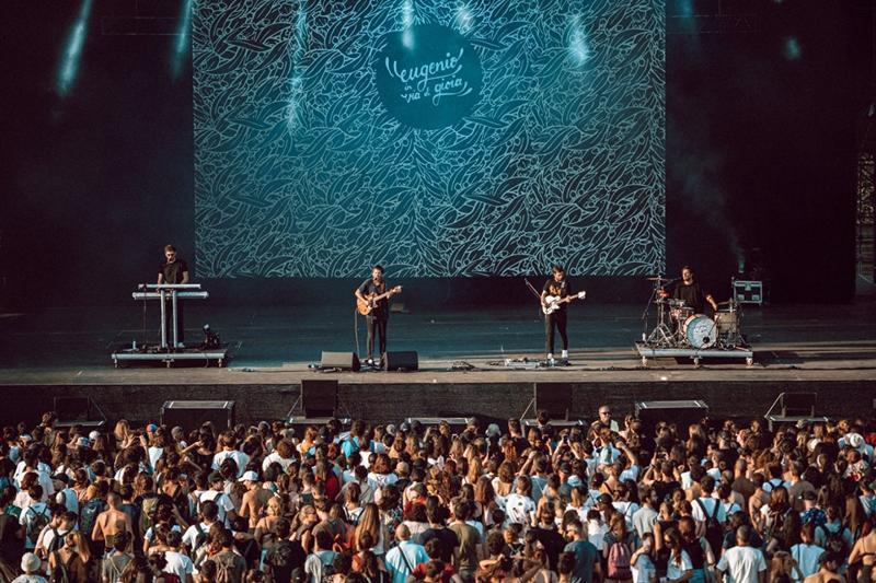 Eugenio in Via di Gioia - Indimenticabile Festival 2019