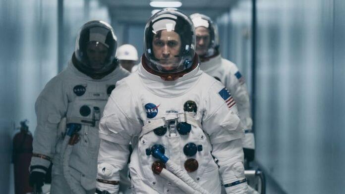 First Man - Il primo uomo - Ryan Gosling
